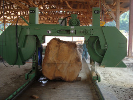 Horizontal log splitter CD-X